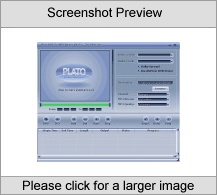 Plato DVD to MP3 Ripper Screenshot